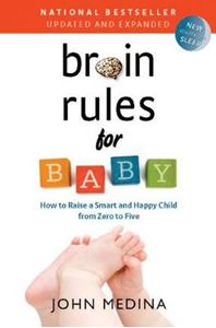 Picture of Brain Rules for Baby, Updated and Expanded