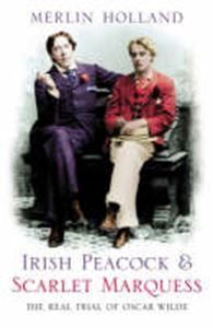 Picture of Irish Peacock and Scarlet Marquess