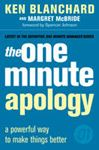 Picture of One minute apology