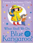 Picture of What Shall we do , Blue Kangaroo