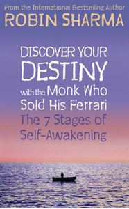 Picture of DISCOVER YOUR DESTINY WITH THE MONK