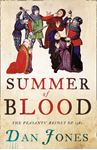 Picture of Summer of Blood: The Peasants' Revolt of 1381