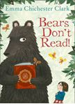 Picture of Bears Don't Read!