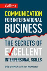 Picture of Communication for International Business: The Secrets of Excellent Interpersonal Skills