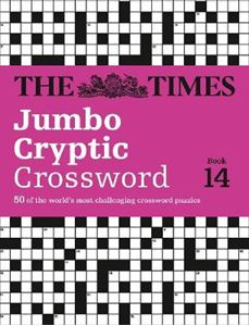 Picture of Times Jumbo Cryptic Crossword Book 14: The World's Most Challenging Cryptic Crossword