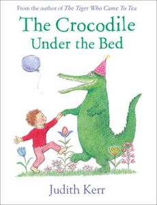 Picture of Crocodile Under the Bed