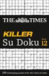 Picture of Times Killer Su Doku Book 12