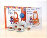 Picture of Tiger Who Came to Tea - China Tea Set