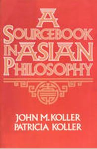 Picture of Sourcebook of Asian Philosophy