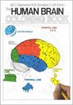Picture of Human Brain Colouring Book