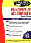 Picture of Schaum's Outline of Principles of Accounting Pt 2