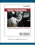 Picture of Service Management: Operations, Strategy, Information Techno