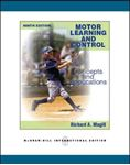 Picture of Motor Learning and Control