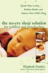 Picture of No-cry Sleep Solution for Toddlers and Preschoolers