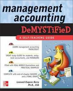 Picture of Management Accounting Demystified