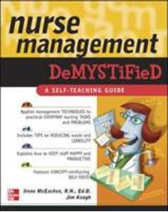 Picture of Nurse Management Demystified