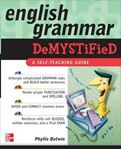 Picture of English Grammar Demystified: A Self-Teaching Guide