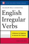 Picture of McGraw-Hill's Essential English Irregular Verbs
