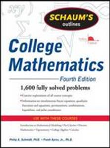 Picture of College Mathematics 4ed