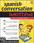 Picture of Spanish Conversation Demystified
