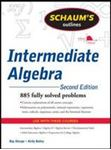 Picture of Intermediate Algebra 2ed