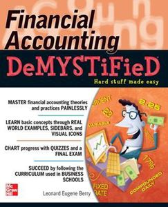 Picture of Financial Accounting Demystified
