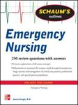 Picture of Schaum's Outline of Emergency Nursing: 242 Review Questions