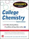Picture of Schaum's Outline of College Chemistry: 1340 Solved Problems + 23 Videos