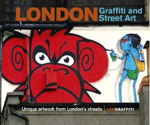 Picture of London Graffiti and Street Art