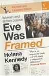 Picture of Eve Was Framed: Women and British Justice