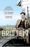 Picture of Benjamin Britten:A life for music