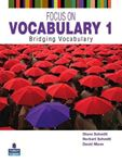 Picture of Focus on Vocabulary 1