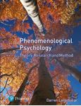 Picture of Phenomenological Psychology