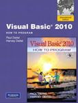 Picture of Visual Basic 2010 How to Program