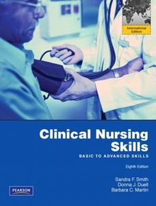 Picture of Clinical Nursing Skills: Basic to Advanced Skills 8ed