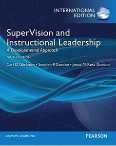 Picture of SuperVision and Instructional Leadership: A Developmental Approach 9ed
