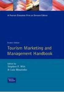 Picture of Tourism marketing and management handbook