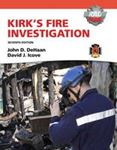 Picture of Kirk's Fire Investigation 7ed
