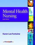 Picture of Mental Health Nursing 6ed