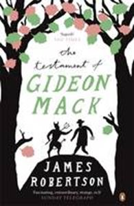 Picture of Testament of Gideon Mack