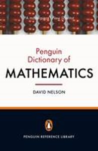 Picture of Dictionary of Mathematics
