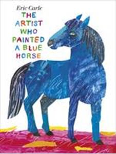 Picture of Artist Who Painted a Blue Horse