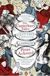 Picture of Canterbury Tales: A retelling by Peter Ackroyd