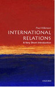Picture of International Relations: A Very Short Introduction