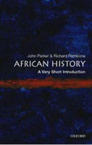 Picture of African History: A Very Short Introduction
