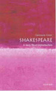 Picture of Shakespeare: A Very Short Introduction