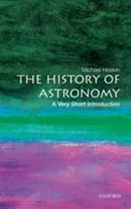 Picture of History of Astronomy: A Very Short Introduction