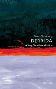 Picture of Derrida: A Very Short Introduction