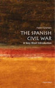 Picture of Spanish Civil War: A Very Short Introduction