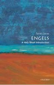 Picture of Engels: A Very Short Introduction